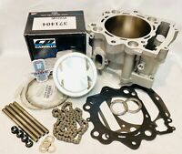 Yamaha Rhino Grizzly 660 Big Bore Cylinder Top End Rebuild Kit JE Wiseco Cometic