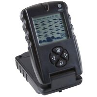 DIGITAL FISH FINDER LOCATOR SONAR PORTABLE 0-100ft ALARM DEPTH ALERT BOAT DOCK