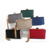 evening bags clutch women handbags shoulder crossbody bag vintage wallet box top