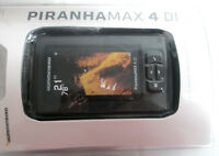 Humminbird PiranhaMAX 4 DI Color Display Fish Finder - New