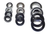 Suzuki LTZ400 LT-Z400 All Front and Rear Bearings Seals Kit 2003 - 2008
