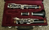 French Buffet Crampon E11 A Clarinet