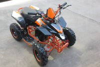 New Automatic Gas Youth ATV Kids Quad Off Road Ride On Toy 4 Wheeler For Sale