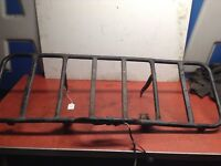 1999 99 YAMAHA GRIZZLY 600 FRONT RACK