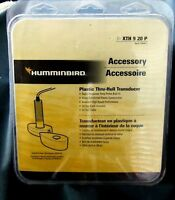 Humminbird XTH-9-20-P (71067-1) Plastic Thru Hull Transducer NEW