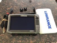 Lowrance HDS 9 Gen 3 Touch Fishfinder/GPS FREE SHIPPING!!!