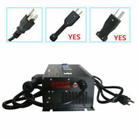 36 Volt Golf Cart Battery Charger 36V 18 Amps for Ez Go Crows Foot EZGO Club Car