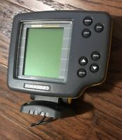 Humminbird Wide One Hundred Fish Finder Head Unit With Mount & Power Cord