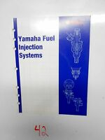 YAMAHA FUEL INJECTION SYSTEM MANUAL W/ DVD ATV MOTORCYCLE SCOOTER OEM