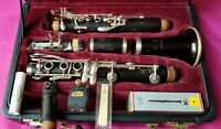 Buffet Crampon R13 Professional Bb Clarinet with Silver Plated Keys Regular