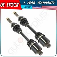 2Pcs CV Axle Shafts Rear Left Right for Polaris Sportsman 400 500 570 700 800