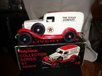 Vintage Texaco Collector Bank #3 1986 Never Opened