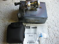 Shimano Calcutta 05 400 Reel from Japan