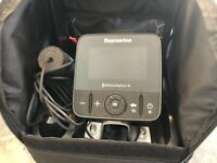 Raymarine Dragonfly 4 Fishfinder GPS Ice Fishing Kit FREE SHIPPING!!!