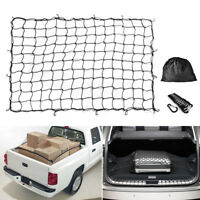 Big Bungee Cargo Net Stretch For ATV UTV Jeep Trailers Pickup Trucks Rooftops