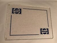 Vintage Pepsi Cola Drink Advertising Clear Cutting Board *Good Condition*