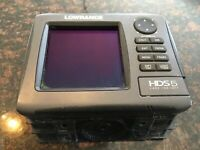 Lowrance HDS 5 Gen 2 Fishfinder GPS FREE SHIPPING!!!