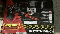 NEW QUADBOSS ATV ELECTRIC WINCH 3500 LB w/ SYNTHETIC ROPE 60-8703