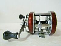Abu Sweden Ambassadeur 5500 Brown Vintage Fishing reel #760607