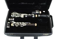Yamaha YCL-CSGAIII Professional A Clarinet with Silver Plated Keys (Used)