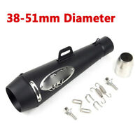 38-51mm Motorcycles Street Bike Scooter ATV Exhaust Muffler Pipe with DB Killer