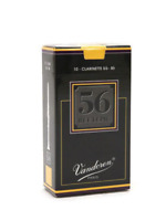 Vandoren 56 Rue Lepic Bb Clarinet Reeds Box of 10 Different Hardnesses