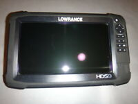 Lowrance HDS 9 Touch Insight GEN 3 GPS/Fishfinder Excellent Condition