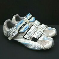 Specialized BG Womens Size 40 EU 9 US Carbon Fact Pro Cycling Shoes $259 MSRP