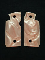 Pink Pearl Springfield Armory 911 Grips