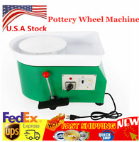 Pottery Wheel Forming Machine 25CM Electric Pottery Wheel DIY Clay For Ceramic