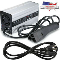 48V 48 Volt Automatic Golf Cart Battery Charger with RXV Plug for Ez-Go Club Car