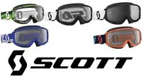 Scott Split Over The Glasses OTG Goggles Motocross Off Road Dirt Bike ATV Quad