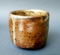 Vintage Studio Art Pottery Footed Bowl Unsigned Q