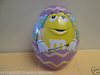 M&M'S  MM'S YELLOW EASTER EGG 7