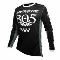 2020 FASTHOUSE 805 SEND IT MOTOCROSS MX ATV JERSEY BLACK **CHOOSE S