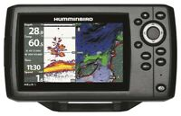 Humminbird Fish finder GPS COMBO Deeper HELIX 5 CHIRP G2 Sonar depth portable
