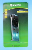 Remington 1911 Magazine 7-Round RD .45 ACP 45 Auto Genuine OEM Clip 19660 NEW
