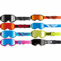2020 Fly Racing Zone Goggles - Motocross Offroad ATV - Pick Youth/Adult/Color