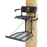 RE556 NEW Rivers Edge Hang On Big Foot Tear Tuff XL Lounger Tree Stand