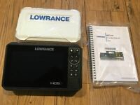 Lowrance HDS 7 Live Touch Fishfinder GPS FREE SHIPPING!!!