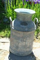 Vintage Oil Can 5 Gallon Embossed STANDARD OIL INDIANA w/BRASS TAG 18 3/4