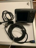 Lowrance Elite 5 HDI - Great display - Very nice unit with GPS and transducer
