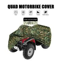 XL Large 86'' Long ATV Cover For 4 Wheeler 4x4 Quad Bike Off-Road Storage Cover