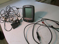 HUMMINBIRD FISH FINDER LOCATOR 170 WITH TRANSDUCER + Power Cord - Tested - Works