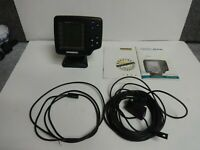 Humminbird Wide 100 Fish Finder - As Is For parts or repair