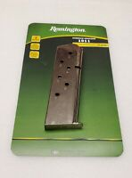 Remington Single Stack .45 Auto 7 Round Stainless OEM Magazine for 1911 - 19660