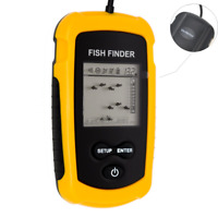 Venterior VT-FF001 Portable Fish Finder,  Handheld Fishfinder Fish Depth Finder