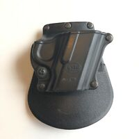 Fobus Compact OWB Paddle Holster For 1911 Hi-Power & Clones Right Hand C-21B
