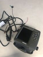 Garmin GPSMAP 498 Fish Finder GPS MAP Head Unit Mount Power Supply