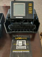 HUMMINGBIRD LCR400 ID Portable Fishfinder/Deapth Complete Working